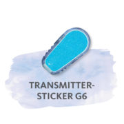 Dexcom G6 Transmitter Sticker