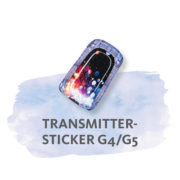 Dexcom G4/G5 Transmitter Sticker