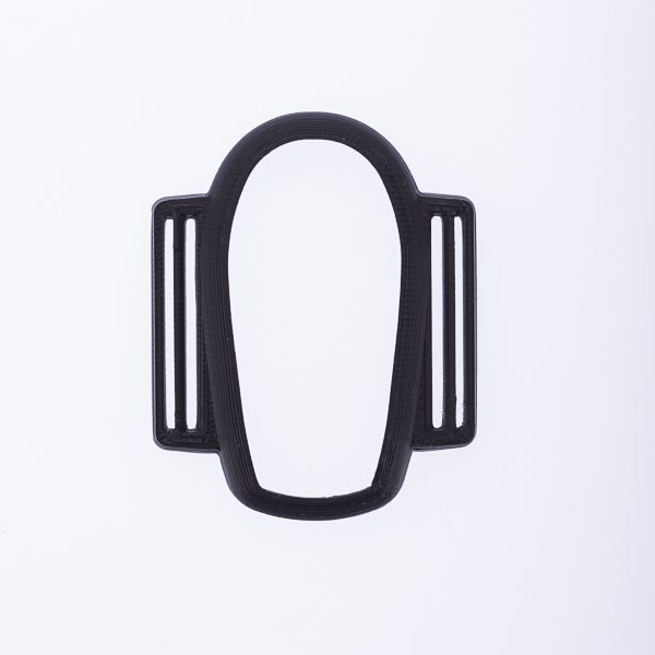 Dexcom G6 Sensorhalter schwarz