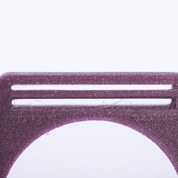 Libre Einband Sensorhalter Glitzi Beere