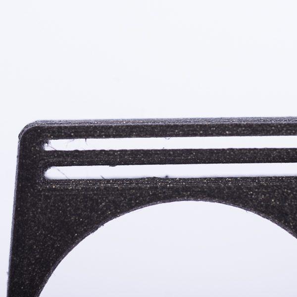 Libre Einband Sensorhalter Glitzi Schwarz
