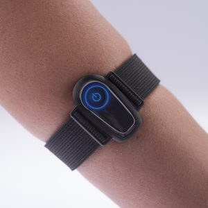 Sensor Halter Dexcom G6 Schwarz