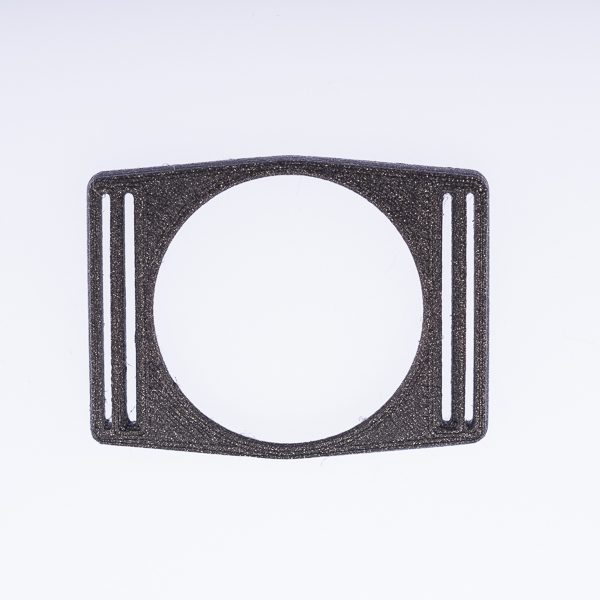 Libre Einband Sensorhalter schwarz glitzi
