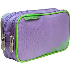 ELITE BAGS Diabetestasche Dia's violett