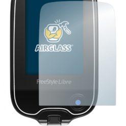 BROTECT® AirGlass® Panzerglasfolie für Freestyle Libre - Zuckerschmuck