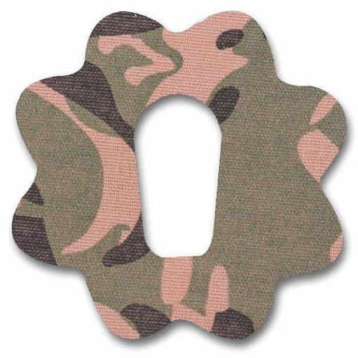 Tape Dexcom G6 Blume Camouflage günstig kaufen www.zuckerschmuck.com
