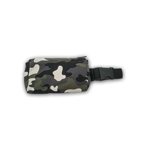 Insulinpumpentasche für Diabetiker mit flexiblem Bauchgurt Camouflage 2 günstig kaufen bei www.zuckerschmuck.com