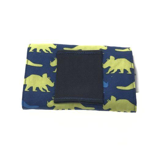 Dexcom G6 Tasche für Kinder Dino Grün