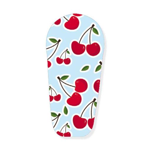 """Dexcom G6 Sticker """"Kirsche"""" im Set """"Fruits"""" günstig kaufen bei www.zuckerschmuck.com"""