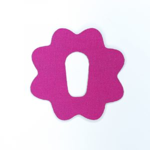 Dexcom G6 Tape Blume Pink