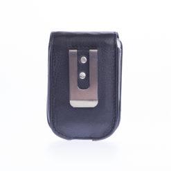 Freestyle Libre Case Echtleder schwarz mit Gürtelclip günstig kaufen bei www.zuckerschmuck.com