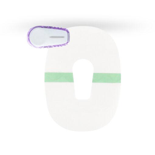 Dexcom G6 Fixierungspflaster/Tape transparent