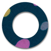 Fixtape Tape Freestyle Libre rund Dots