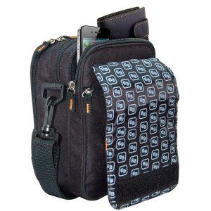 ELITE BAG Fits Tasche Diabetestasche schwarz
