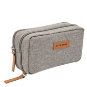 ELITE BAG Diabetic's Tasche Diabetestasche grau bitone