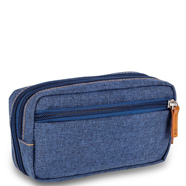 ELITE BAG Diabetic's Tasche Diabetestasche blaub bitone