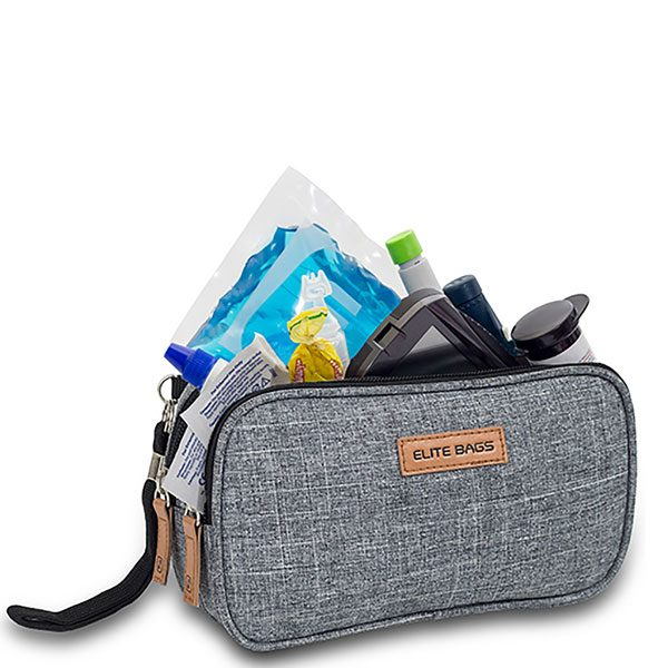 ELITE BAG Dia's Tasche Diabetestasche grau