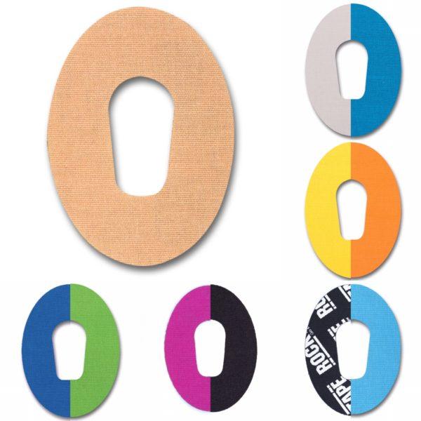 wasserfestes Dexcom G6 Fixierungspflaster/Tape/Patch n