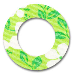 Fixtape Tape Freestyle Libre rund Flower