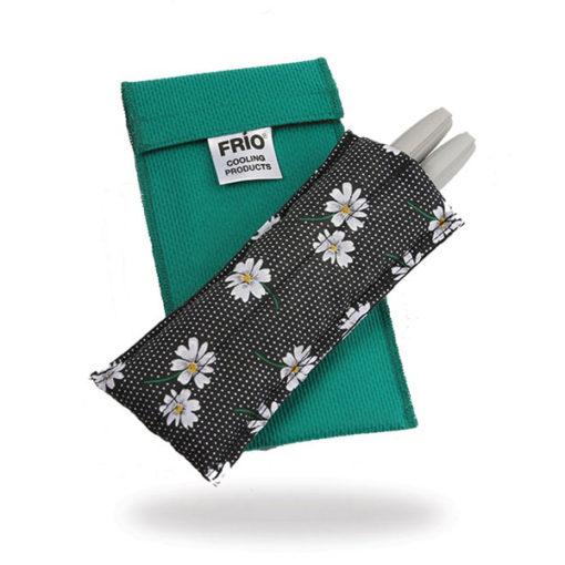 Frio Kühltasche Doppel Gänseblümchen