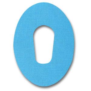 Dexcom G6 Tape Blau