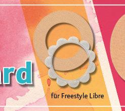 TapeGuard Protektor für Freestyle Libre, Dexcom G6 und Enlite/Guardian