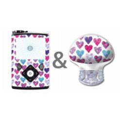 Sticker für die Insulinpumpen Medtronic Minimed 630G,640G,670G,780G und Medtronic Guardian 3 Transmitter Sticker günstig kaufen bei zuckerschmuck.com