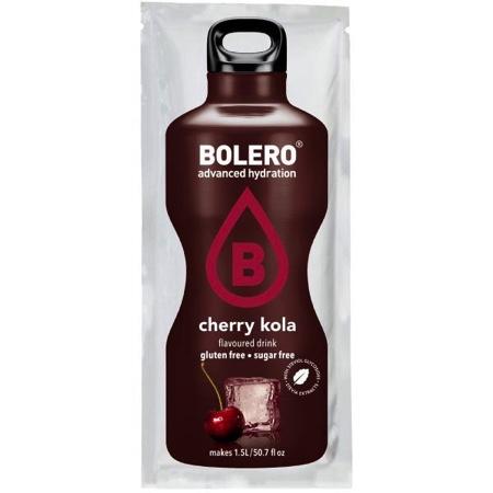 Getränk für Diabetiker Bolero Kirsche Kola 12x9g günstig kaufen bei www.zuckerschmuck.com