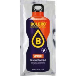 Getränk für Diabetiker Bolero Sport Orange12x9g günstig kaufen bei www.zuckerschmuck.com