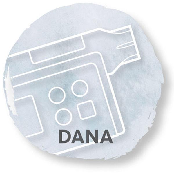 Dana S, Dana RS, Diabecare, Sticker, Insulinpumpe