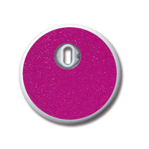 Abbott Freestyle Libre 3 Sticker Glitzer Pink