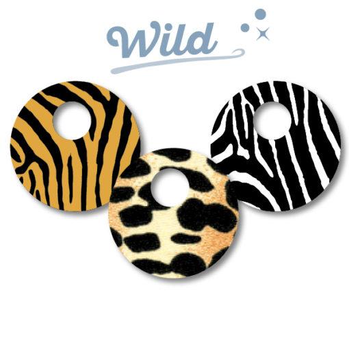 Abbott Freestyle Libre 3 Sticker Wild