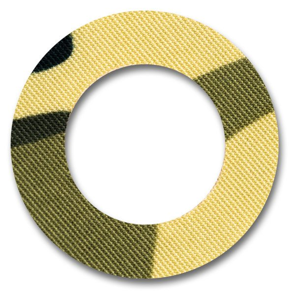 Fixtape Tape Freestyle Libre rund Neocamoflage
