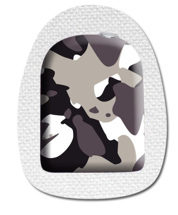 Omnipod und Omnipod Dash Pod Design Sticker günstig kaufen bei www.zuckerschmuck.com