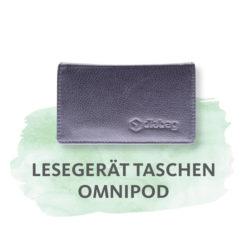 Omnipod + DASH PDM Tasche
