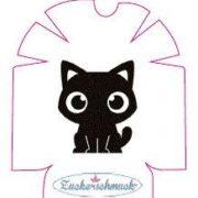 """Omnipod Sticker """"Black Cat"""" von Zuckerschmuck"""