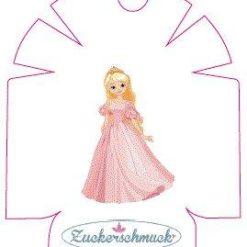 """Omnipod Sticker """"Princess"""" von Zuckerschmuck"""
