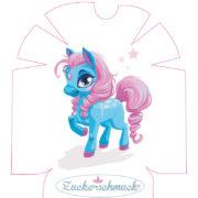 """Omnipod Sticker """"Pony"""" von Zuckerschmuck"""