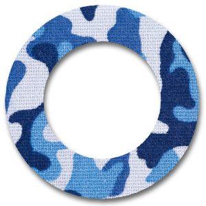 Freestyle Libre SPARPACK 10+1 Rund Bluecamo