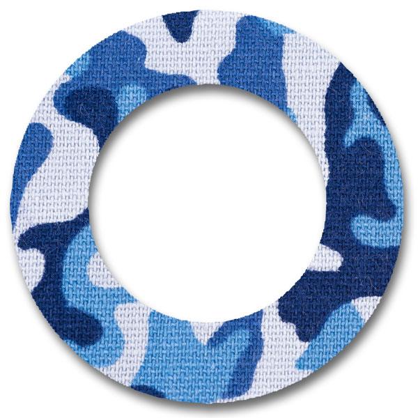 Fixtape Tape Freestyle Libre rund Bluecamo