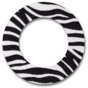 Fixtape Tape Freestyle Libre rund Zebra