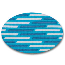 Fixtape Tape Freestyle Libre Oval 5x7 Bluestripes