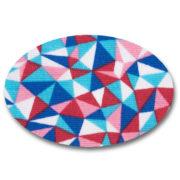 Fixtape Tape Freestyle Libre Oval 5x7 Dreiecke