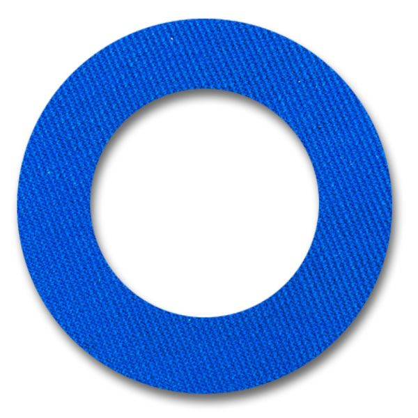 Fixtape Tape Freestyle Libre rund Royalblue