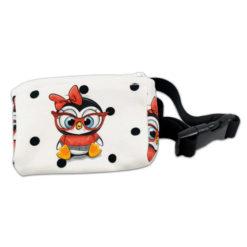 Insulinpumpentasche mit flexiblem Bauchgurt Pinguin günstig kaufen bei www.zuckerschmuck.com