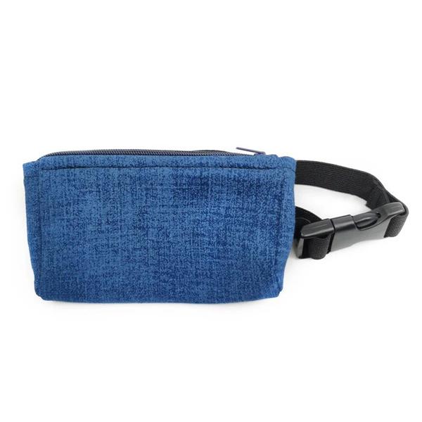 Insulinpumpentasche mit flexiblem Bauchgurt Jeans günstig kaufen bei www.zuckerschmuck.com