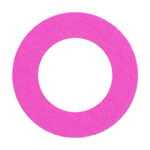 Freestyle Libre Rund Pink