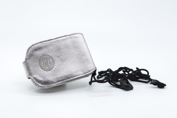 Freestyle Libre Case Silber Front