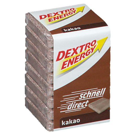 Dextro Energy Traubenzucker mit leckerem Kakao Geschmack für Diabetiker günstig kaufen bei www.zuckerschmuck.com