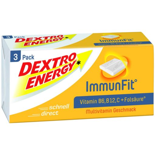 Dextro Energy ImmunFit Traubenzucker perfekt für Diabetiker günstig kaufen bei www.zuckerschmuck.com